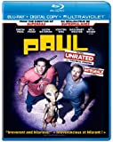 Paul [Blu-ray + Digital Copy + UltraViolet] (Bilingual)