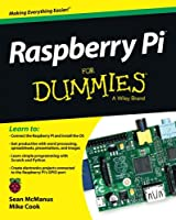 Raspberry Pi For Dummies Front Cover