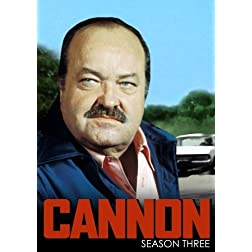 Cannon Season 3 (1973-1974)