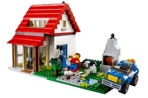レゴ クリエイター ヒルサイド・ハウス 5771