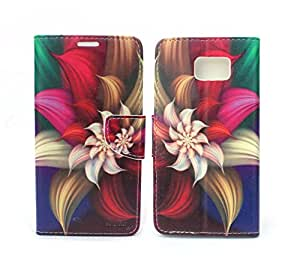 Sharp Icon Fancy Flip Case for Samsung Galaxy Note 5 N920