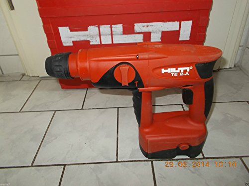 hilti akkuschlagschrauber bohrhammer te 2a 24vmit akku koffer gepr ft von privat. Black Bedroom Furniture Sets. Home Design Ideas