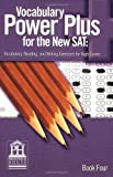 Vocabulary Power Plus for the SAT, Book 4