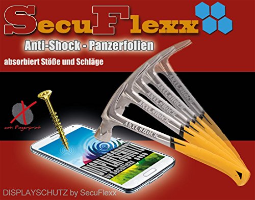 2x Anti- Shock Panzerfolie KRISTALLKLAR für Sony Ericsson Xperia Pro MK16 MK16i