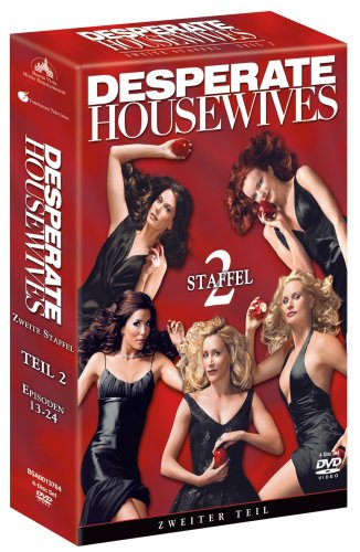 Desperate Housewives - Staffel 2, Zweiter Teil [4 DVDs]