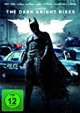 DVD - The Dark Knight Rises