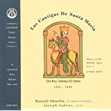 Las Cantigas de Santa Maria: Music of the Middle Ages, Vol. 3