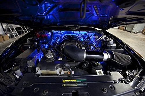 2003-2012 Infiniti Fx35 Rgb Multicolor Large Engine Bay Led Kit