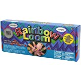 Rainbow Loom Make Your Own Bracelet Kit - Rubber Bands, Twist, Rainbow, Scoobies