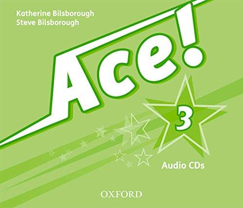 Ace! 3: Class CD