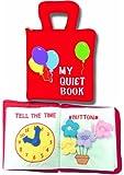 My Quiet Book, Fabric Activity Book for Children