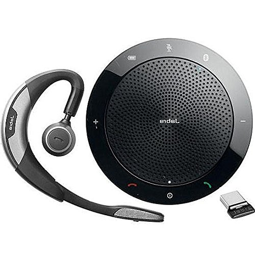 Jabra Gn-Netcom Bluetooth Commercial Headsets With Usb Bluetooth Speakerphone