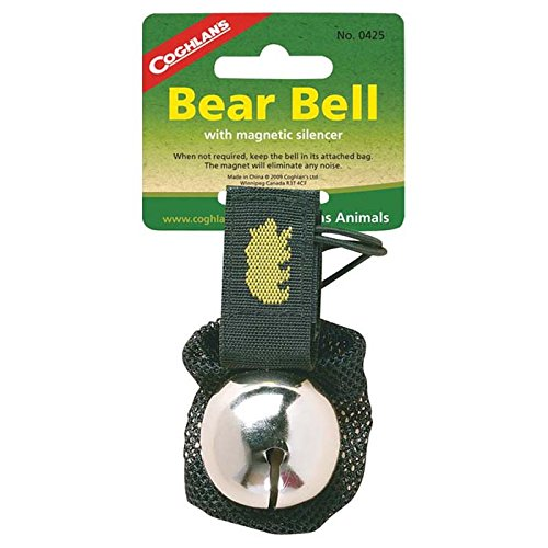 Coghlan's Bear Bell withSilencer