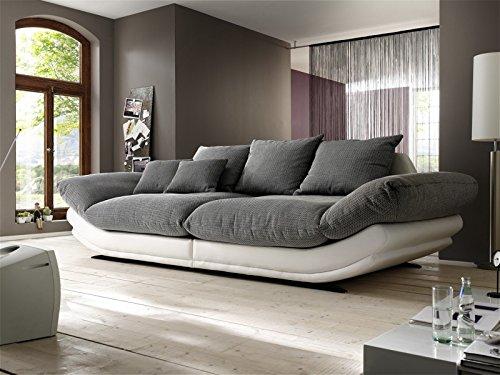 Megasofa Loungesofa Ultrasofa Sofa Couch Bigsofa ROSE D NewLook Trendmanufaktur thumbnail