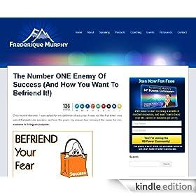 Frederique Murphy's Mountain Moving Mindset