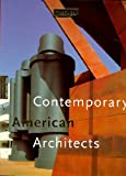 Contemporary American Architects: Vol. 1 (3822894540) by Jodidio, Philip