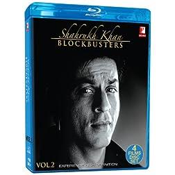 Shahrukh Khan Blockbusters, Vol. 2 (Veer-Zaara / Chak De! India / Rab Ne Bana Di Jodi / Jab Tak Hai Jaan) [Blu-ray]