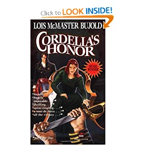 Cordelia's Honor (Vorkosigan Saga Omnibus: Shards of Honor Barrayar) by Lois McMaster Bujold