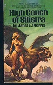 High Couch of Silistra by Janet E. Morris and Boris Vallejo