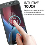 #7: Dashmesh Shopping Tempered glass screen protector For Motorola Moto G4 Plus