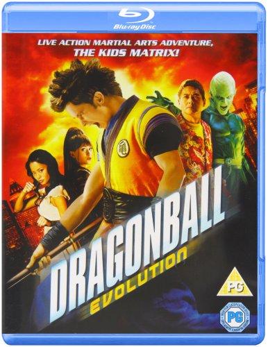 Dragonball Evolution (Blu-Ray) /BR