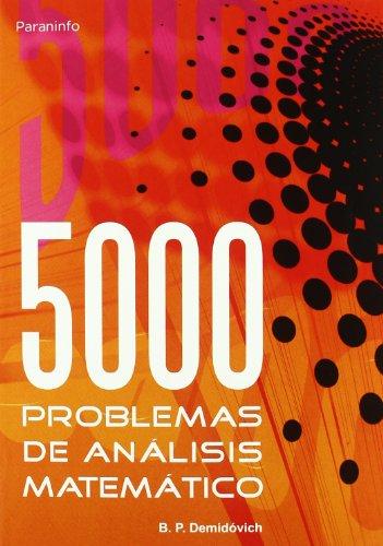 5000 problemas de analisis matematico