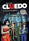 Cluedo, BD tome 1 : Un crime presque parfait ! Vous êtes le héros
