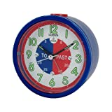 Lorus Time Teacher Beep Alarm Clock - Blue