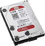 WD HDD 内蔵ハードディスク 3.5インチ 2TB Red WD20EFRX / 5400rpm /  SATA 6Gb/s / 3年保証
