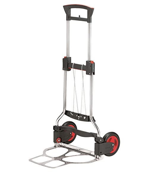RuXXac Exclusive Folding Sack Truck, 125kg Capacity, 2234 (