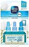 Ambi Pur 3Volution Air Freshener Plug-In Diffuser 1 Refill 20 ml - Cotton Fresh