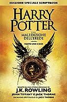 HARRY POTTER E LA MALEDIZIONE DELL'EREDE PARTE UNO E DUE (EDIZIONE SPECIALE SCRIPTBOOK) (ITALIAN EDITION)
