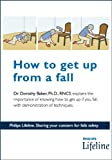 img - for How to get up from a fall book / textbook / text book