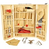 Bigjigs Toys BJ410 Junior Tool Box
