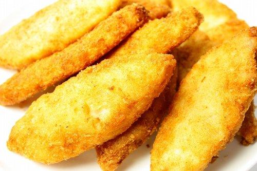 築地の王様 白身魚フライ 25枚セット(1枚55g前後)サクッとジューシー揚げるだけ。ボリューム満点のお買い得品。 フライ お弁当 おかず お惣菜 業務用 冷凍食品