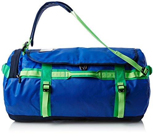 The North Face Base Camp Duffel Borsone da viaggio, 79 x 40 cm, 95 litri, honor blue - blarney green (Multicolore) - T0CWW1-ENZ
