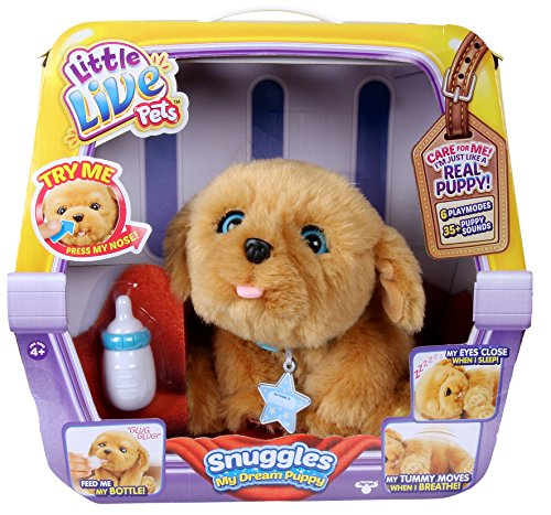 Snuggles My Dream Puppy Playset