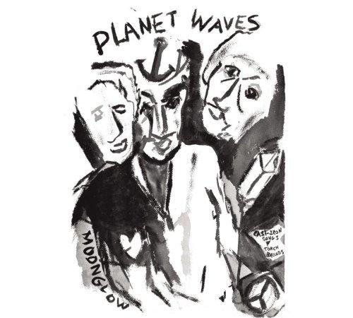 Planet Waves artwork