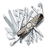 Dark Skallen - SwissChamp - Victorinox Swiss Army Knife