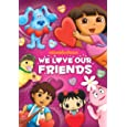 We love our friends by