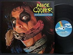 Constrictor (1986) [Vinyl LP]