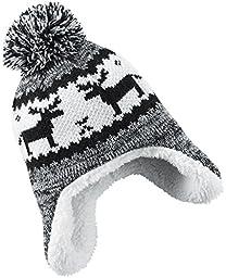Carter\'s Boys\' Winter Hats D17g012, Grey, 1224