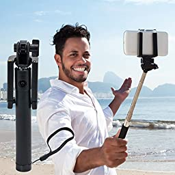 Selfie Stick, AGS Bluetooth Selfie Stick is a Wireless Selfie Stick iexplore.The best Selfie Stick for iPhone 6, iPhone 6 plus & Android. It\'s easy to use.Enhance & Capture Your Precious Moments Now!