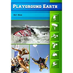 Playground Earth Sky High