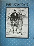 Folkwear #152 Scottish Kilts Prince Charlie Jacket Vest Sewing Costume Pattern