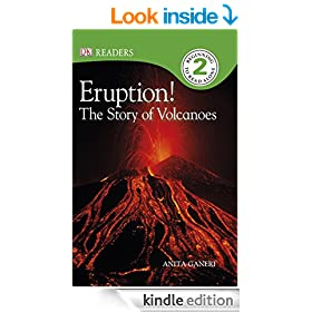 Eruption! The Story of Volcanoes (DK Reader Level 2)