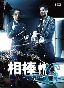 Amazon.com: 相棒 season 6 DVD-BOX 1(5枚組): Movies & TV