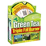 Green Tea Triple Fat Burner Liquid Soft Gels, 30 Ct.