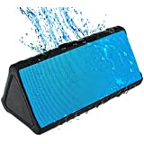 Cambridge SoundWorks OontZ Angle 2 [The PLUS Edition] Ultra Portable Wireless Bluetooth Speaker with Built in Mic up to 15 Hour Playtime works with iPhone iPad tablet Samsung and smart phones (BLUE)