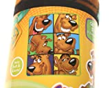Scooby Doo Expressions Throw Fleece Blanket